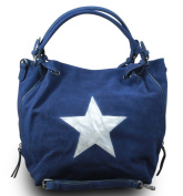 My-Musthave Women's Tote Bag Blue BLUE Medium