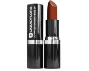 Liquidflora Lipstick Organic 05 Orange Brown Trick Make Up Lipstick Vegan