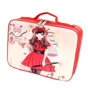 Large Cosmetic Bag Waterproof Makeup Bags Makeup Pouches, I