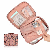Oyedens Waterproof Travel Make-up Pouch Toiletry Wash Organiser