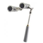 PIXNOR Opera Glasses Horse Racing Binocular Telescope with Handle