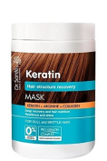 35445 Mask Keratin for dull and brittle hair 1000ml Dr.Sante