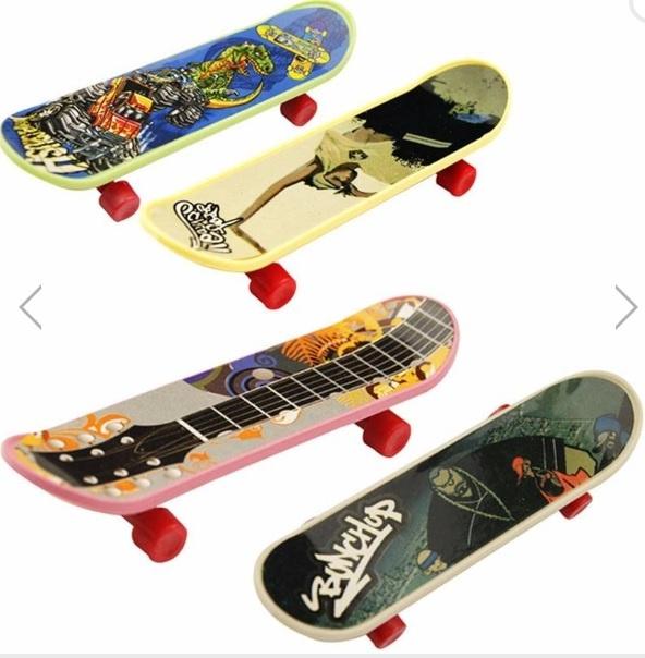 Mini Fingerboard Professional Finger Skateboard For Tech