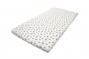 Cuddles Collection Single Next To Me Crib Fit Sheet
