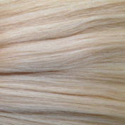 "Nano Tip 1.0g Remy hair extensions 25 Strands 20"" Platinum Blonde"