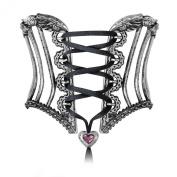 Alchemy Gothic Tightlace Corset Bracelet Bracelet