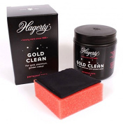 Hagerty Gold and Platinum Clean Dip 170ml Cleaning Bath and Microfibre Cloth