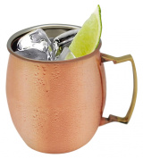 Rink Drink Moscow Mule Copper Russian Cocktail Mug, 590ml