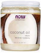 NOW Foods Pure Coconut Oil 200ml