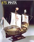Heller Heller Christopher Columbus' Pinta Boat Model Building Kit