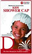 Donna's Premium One Size Kids Shower Cap