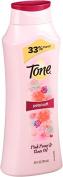 Tone Body Wash Bonus Pack, Petal Soft, 710ml
