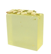 BININBOX All Natural Handmade Soap - Organic Ingredients with Dried Flowers