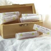 Très Spa Organic Lip Balm | Vegan Friendly | Lemon Lip Balm