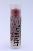 HeartBeet Tinted Plumping Lip Balm - Peppermint Geranium Essential oil Blend - All natural Beetroot Lip balm