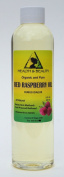 Red Raspberry Seed Oil Organic Refined Cold Pressed 100% Pure 240ml