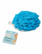 Purely Me Oval Mesh Buffer, Blue, 1-Pack