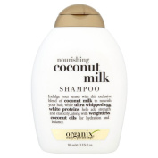 Organix Shampoo - Nourishing Coconut Milk (385ml) - Pack of 6
