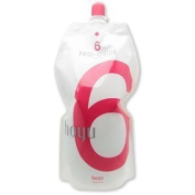 Hoyu professional oxide 6% business for two agents 1,000ml
