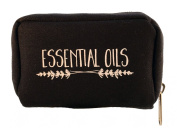 Essential Oil Travel Case - Fits EIGHT 5ML Bottles - Young Living, Doterra, etc.