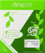 SimSim (Simsim) handy simple shim colour Extra (EX) 25g 8 bags clear