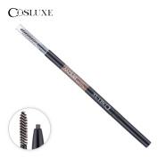 Cosluxe Cosmetics Waterproof Eyebrow Pencil with Brush #03 Caramel