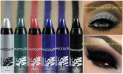 6 PCS KLEANCOLOR MASTER STROKES LONG WEAR SMOKY SHADOW STICK