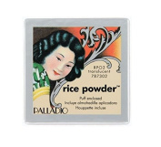 Palladio Rice Powder Oil Absorbing Loose Powder -Translucent **WSY**