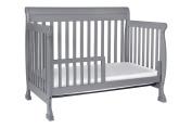 DaVinci Toddler Bed Conversion Kit, Grey Finish