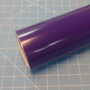 60cm x 3m Roll of Glossy Oracal 651 Purple Vinyl for Craft Cutters and Vinyl Sign Cutters