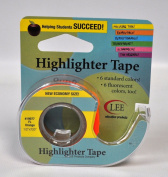 Removable Highlighter Tape Fluorescent Orange
