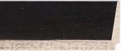 Picture Frame Moulding (Wood) 5.5m bundle - Traditional Colour Finish - 10cm width - 1.6cm rabbet depth