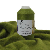 LongMing 24Nm/2 Double-ply Cashmere Blended Yarn, Soft and Warm, Crafts, Knitting, High Elasticity, Anti-pilling. N127#