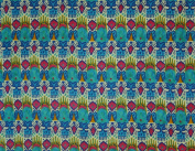 Indian Decorative Printed Cotton Fabric Crafting Sewing Material Craft By The Yard
