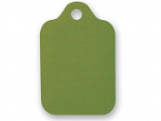 Classic Pine Green Wedding Birthday Gift Tags 9.5cm x 6cm -50pack