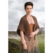 Lion Brand Yarn 600-618 Outlander Kit -Arrival At Lallybroch Shawl