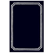 WallCandy Arts Marquee Black Dry Erase, Wall Sticker