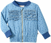 Rosie Pope Baby Girls Jacket RBP10886-37, Blue