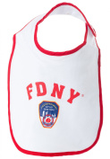 Fire Department of New York City Baby Bib - Officially Licenced FDNY Gift