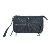 Religion Women's Unity Zip Feature Clutch Bag One Size Blue