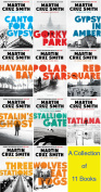 Gorky Park and More Books by Martin Cruz Smith - A collection of 11 paperbacks