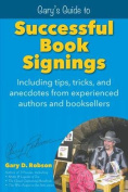 Gary's Guide to Successful Book Signings