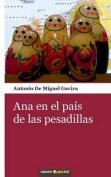 Ana En El Pais de Las Pesadillas [Spanish]