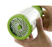 Eleoption® Herb Grinder Microplane Spice Mill Vegetable Cutter Tools Parsley Shredder Slicer Chopper Mincer for Fruit Salad Cooking Gadget