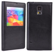 Black Slim Back Cover Case For for Samsung Galaxy S5