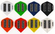 3 Sets of Standard Size Pentathlon HD150 Dart Flights