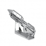 Fascinations Metal Earth 3D Laser Cut Model - HALO Assault Rifle
