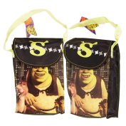 Shrek Lunch Bag Set -- 2 Reusable Lunch Bags