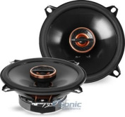 Infinity REF-5022cfx 135W 13cm - 0.6cm Reference Series Coaxial Car Speakers with Edge-driven, textile tweeters - Pair