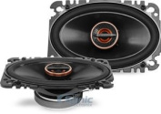 Infinity REF-6422cfx 135W 10cm x 15cm Reference Series Coaxial Car Speakers with Edge-driven, textile tweeters - Pair